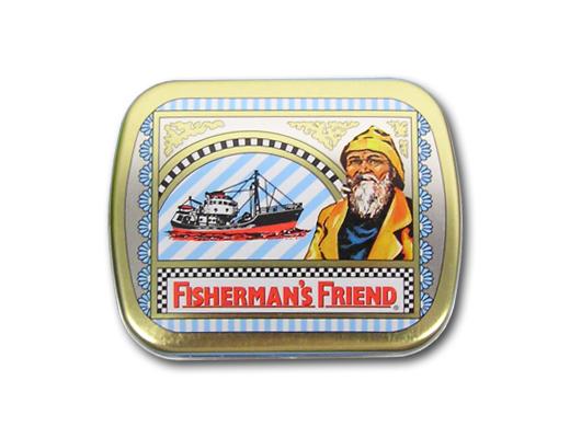 Petite boîte bleue Fisherman's Friend